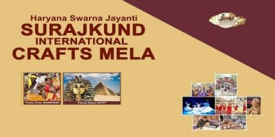 32nd Surajkund International Crafts Mela 2018 to be held at Surajkund from February 2 to 18