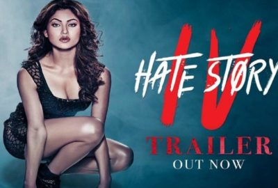 Trailer of 'Hate Story 4' released