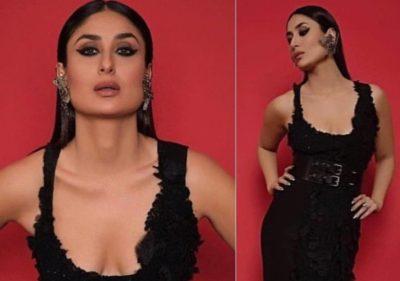 Kareena looks gorgeous at Lakme Fashion Week
