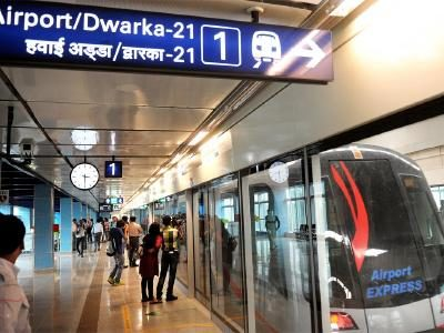 Rotten body of a man found in Delhi Metro Tunnel