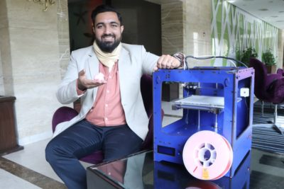 Satluj Public School, India's First School to have its own 3D printing Lab