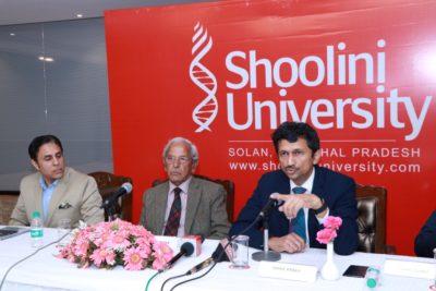 Shoolini University launches Mission 130; Aims for 100 percent employability