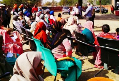 Free Medical Camp Held Organized Near Masol Village by WWICS Group