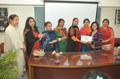 National Science Day 2018 celebrated by Bose Biological Association DAV College