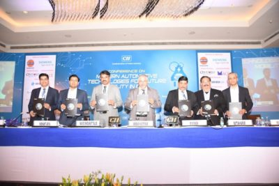 CII Conference deliberated on the Future of Mobility in India