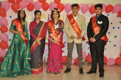 Brilliance World holds farewell party for outgoing students