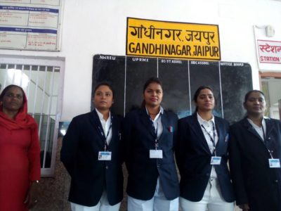 First all-women Railway Station in Rajasthan