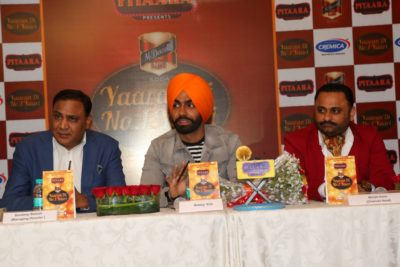 McDowell's No.1 Luxury Soda launches Yaaran Di No.1 Yaari with Ammy Virk on Pitaara Film Da
