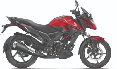 Honda opens Bookings for X-Blade – its brand new sporty 160cc motorcycle