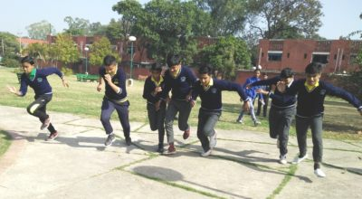 Annual sports meet held at CRB Public School