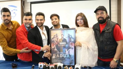 Punjabi First Sci-Fi Feature Film Raduaa will bang on 11th May