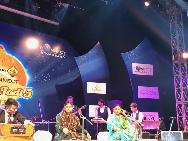 'Nooran Sisters' enthralls audiences at 'Connect Super Jodi Season 5' Grand Finale