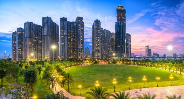 Sustainable and Maintenance Free Urban Development