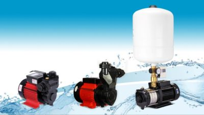 Usha expands its water pump range by launching new models