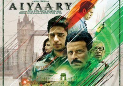CBFC clears Sidharth Malhotra's 'Aiyaary'