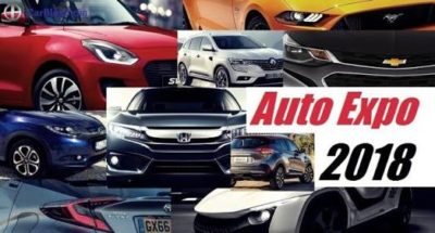 Auto Expo- 22 exhibitors unveiled over 65 products with 14 Launches