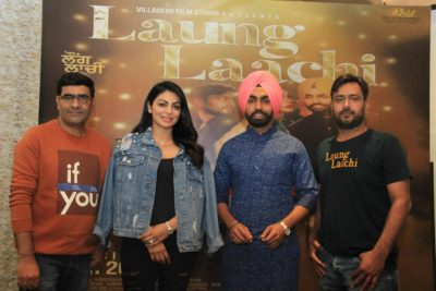 """""""Laung Laachi, a Punjabi Rom-Com is all set to hit the theatres on 9th March, 2018"""""""