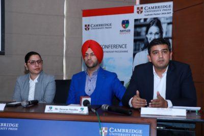 Cambridge University Press partners with Raffles Educity to brighten prospects for IELTS aspirants in Punjab