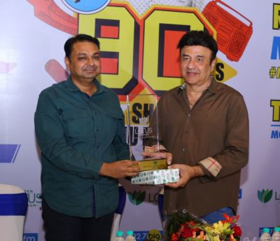 Ace Bollywood Music Director Anu Malik Launches 6th Edition of The Big Chandigarh Marathon