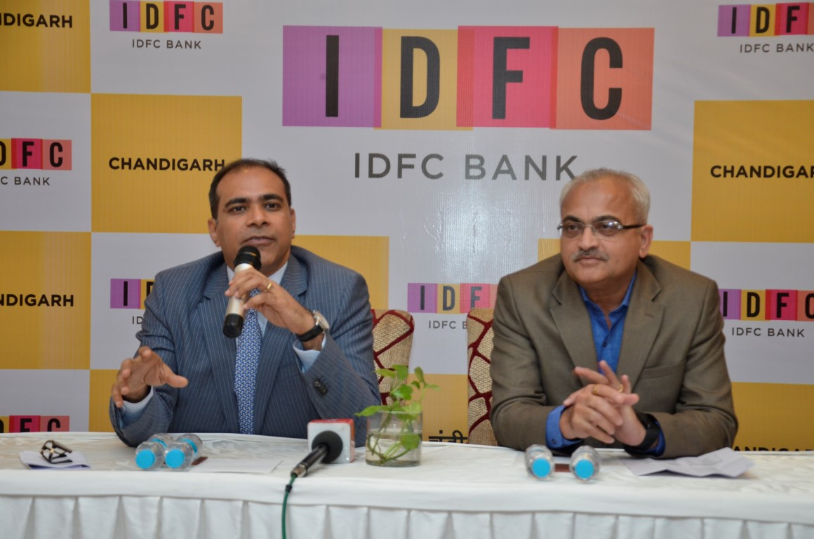 IDFC Bank launches services in Punjab; Brings a unique banking experience to customers