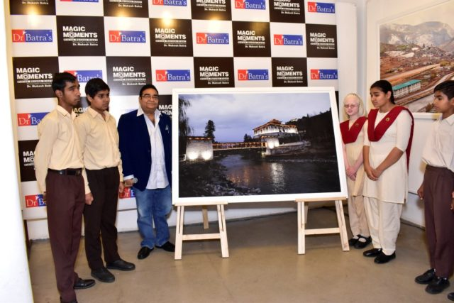 Special edition of Magic Moments, an annual photo exhibition by Dr Mukesh Batra