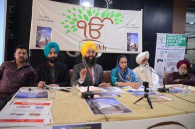 EcoSikh to ignite Sikh community & environment lovers in Punjab