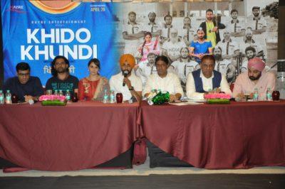 Trailer of the upcoming Punjabi film, 'Khido Khundi', the first film on India's Hockey cradle 'Sansarpur' unveiled