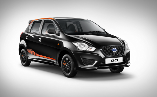Datsun India introduces remix limited edition of GO & GO+