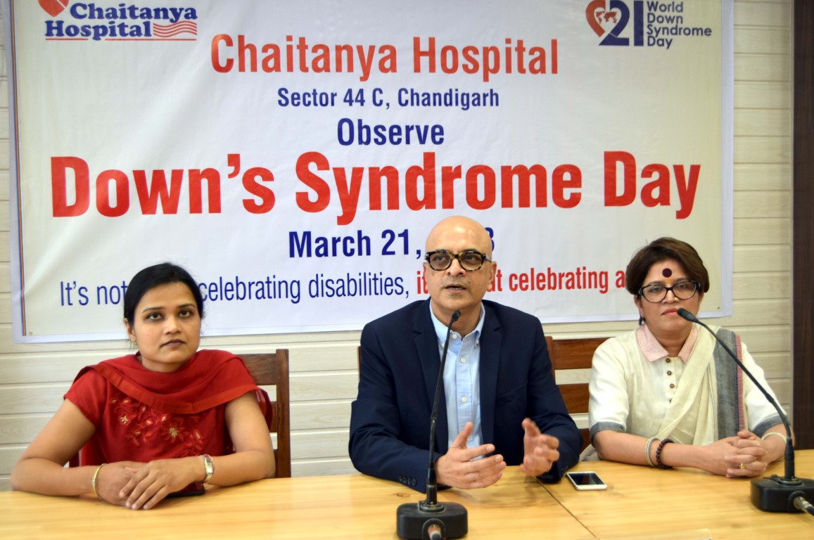 Free detection test of the disease for needy people would be done in Chaitanya Hospital