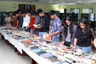 """Book exhibition on """"Women Biographies and Women Empowerment"""" to mark the International Women's Day"""