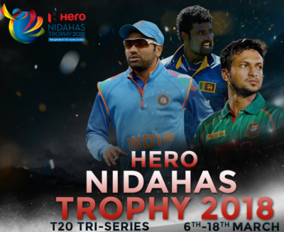 Live Streaming: Ind vs Ban Nidahas Trophy Final 2018 Tri-Series on DSports, TV Telecast