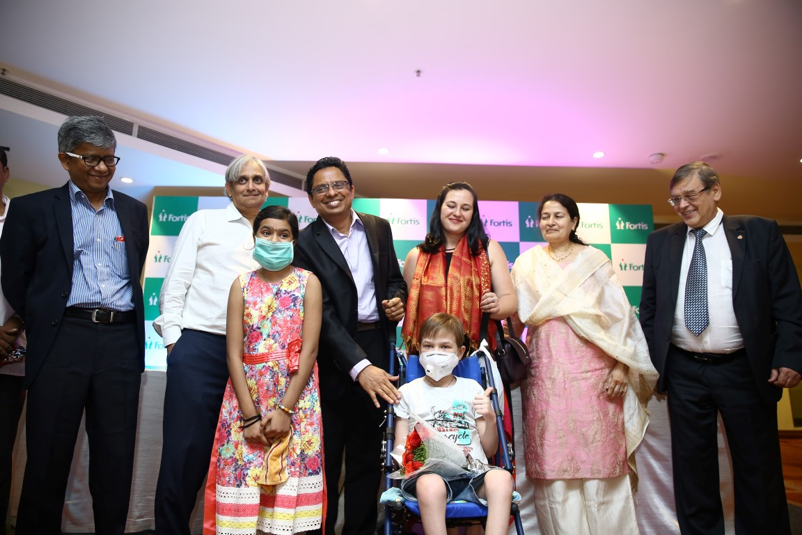 Fortis Malar performs First-of-its-Kind transplant of Adult Hearts in Infant Cavity to save lives of Two children