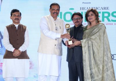 Cleopatra Spa & makeovers felicitated for commendable contribution in field of wellness & health