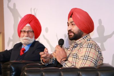 Sandeep Singh Shares His Story of a Gritty Comeback on the 2nd Day of Play Write 2018