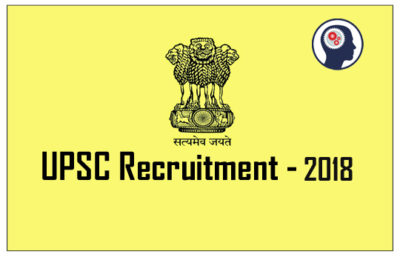 Apply now for various Job Openings in UPSC