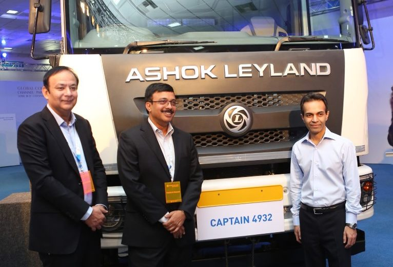 Ashok Leyland Continues its Journey of Innovation by Showcases 50 innovative products and solutions at its Annual Global Conference 2018