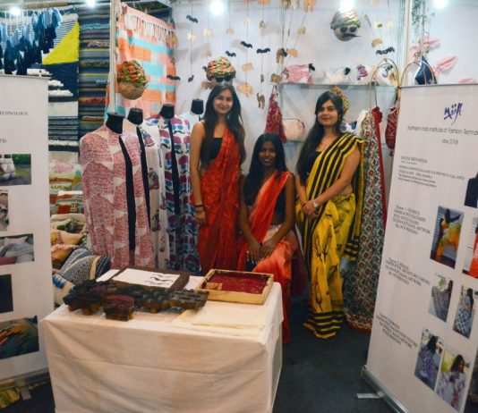 Suvyan 2018 : Annual Design Collection show of NIIFT held