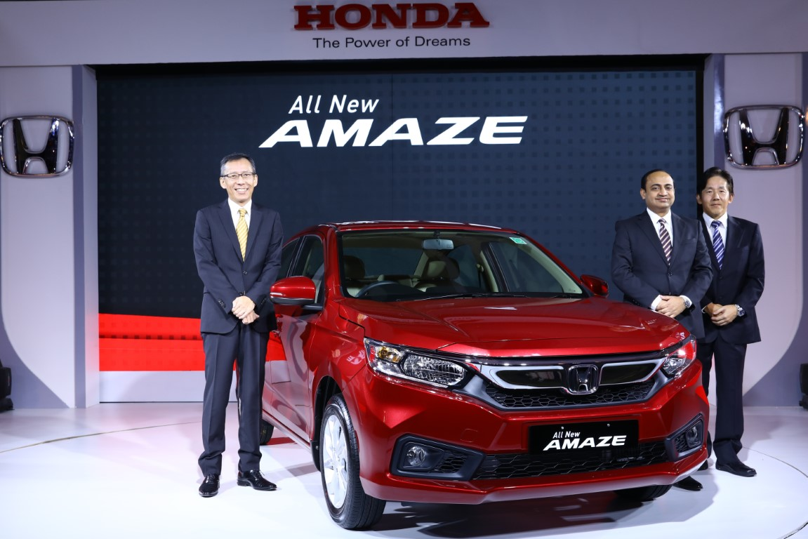 All-New 2nd Generation Honda Amaze
