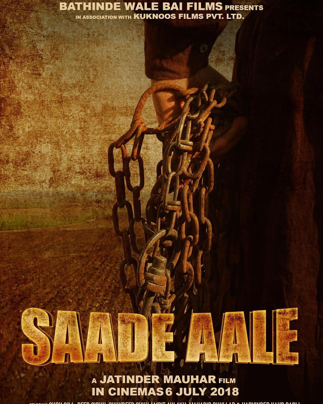 Deep Sidhu starrer Sadde Aale screened at Cannes Film