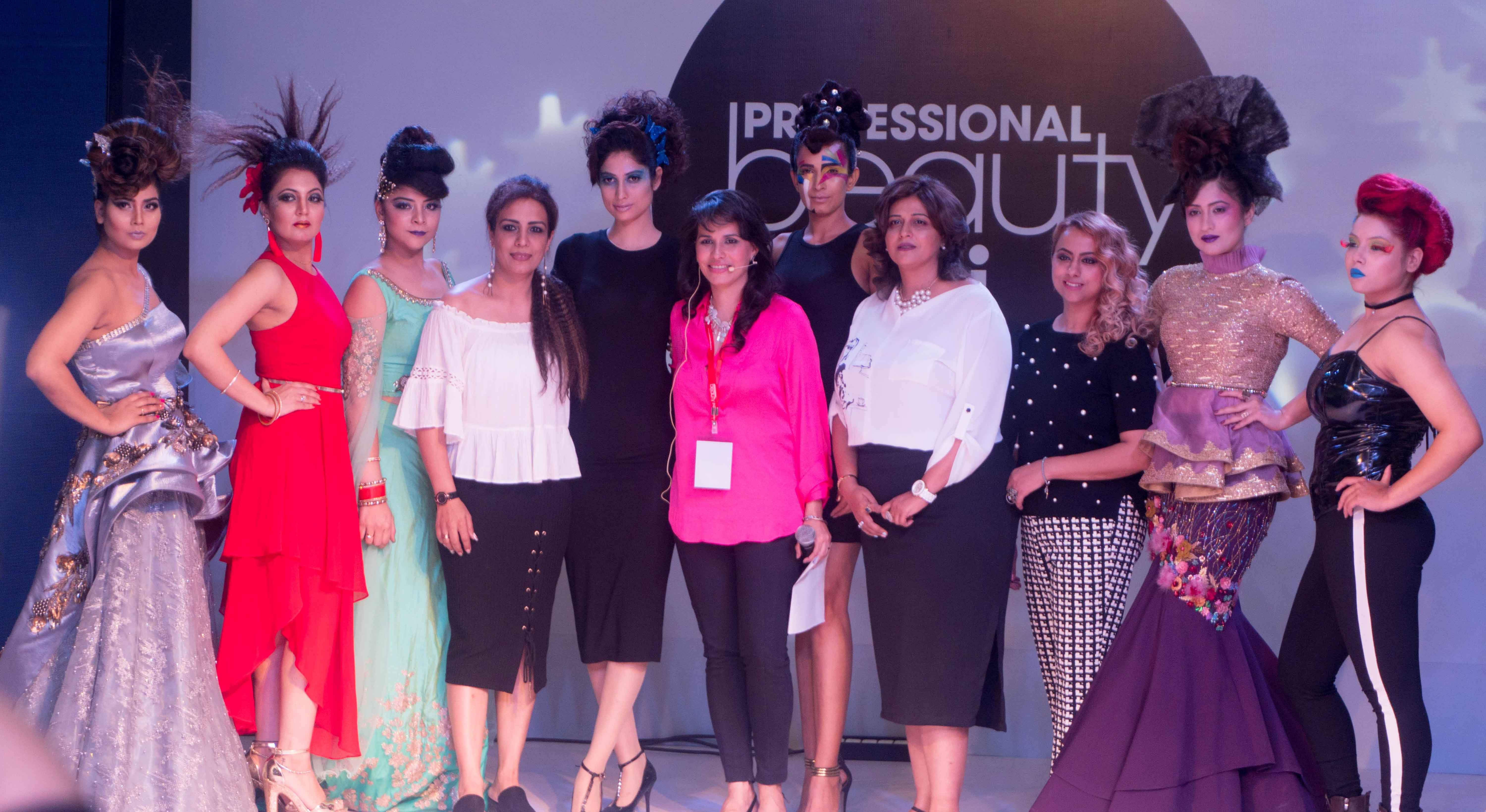 Show Concluded With A MEGA BEAUTY EXPO In Pragati Maidan